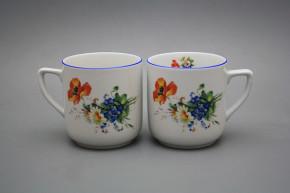 Mug Petka 0,4l Field flowers AL