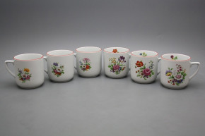 Mug Petka 0,4l Meissen bouquet CL