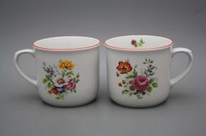 Mug Varak 0,65l Meissen bouquet CL
