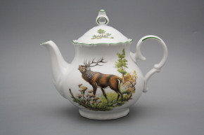Teapot 1,2l Ofelia Roaring stag ZL
