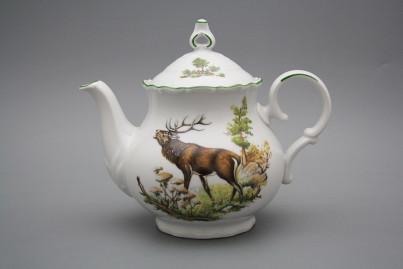Teapot 1,2l Ofelia Roaring stag ZL č.1