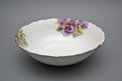 Deep dish 23cm Ofelia Pansy CFL č.1