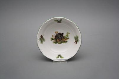 Salad dish 13cm Ofelia Wild boar GZL č.1