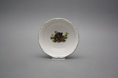 Salad dish 13cm Ofelia Wild boar IZL č.1