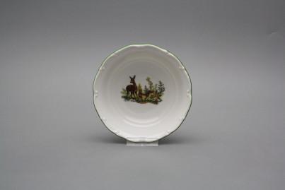 Salad dish 13cm Ofelia Doe and fawn IZL č.1