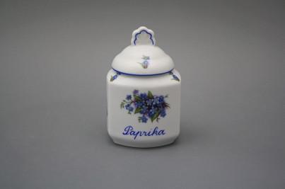 Spice jar 0,2l Forget-me-not AL č.1