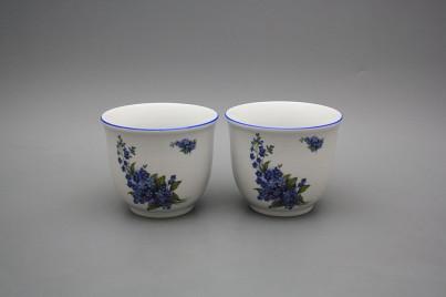 Flower pot small 13cm Forget-me-not AL č.1
