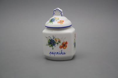 Spice jar 0,2l Field flowers AL č.1