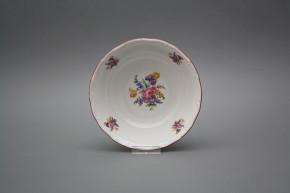 Salad dish 16cm Ofelia Bouquet with irisies GRL