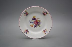 Dessert plate 19cm Ofelia Bouquet with irisies GRL
