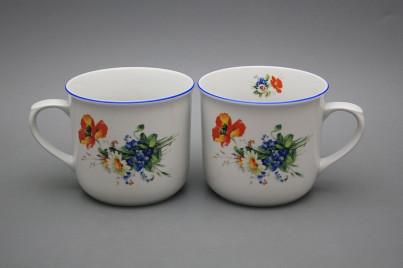 Mug Varak 0,65l Field flowers AL č.1