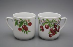 Mug Petka 0,4l Cherries BB