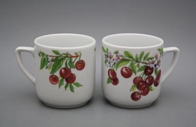 Mug Petka 0,4l Cherries BB č.1