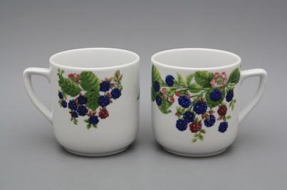 Mug Petka 0,4l Blackberries BB č.1