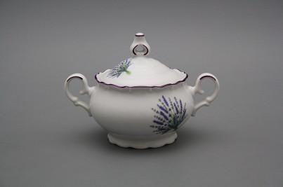 Tea sugar bowl 0,24l Ofelia Lavender FL č.1