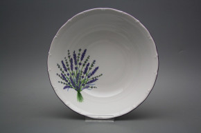 Deep dish 25cm Ofelia Lavender HFL