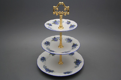 Three tier stand Ofelia Forget-me-not AAL č.1