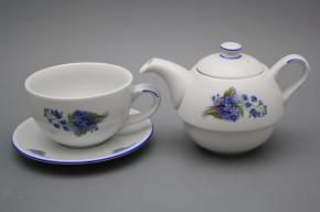 Tea set Duo Forget-me-not AL