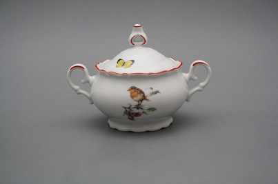 Tea sugar bowl 0,24l Ofelia Birds CL č.1