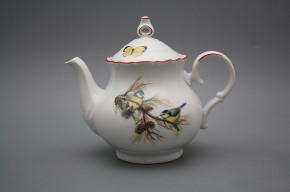 Teapot 1,2l Ofelia Birds CL