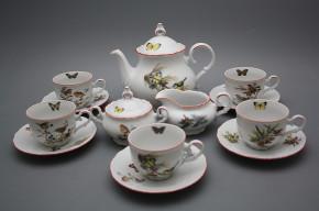 Tea set Ofelia Birds 15-piece CL