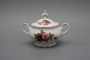 Tea sugar bowl 0,24l Ofelia Elizabeth rose RL