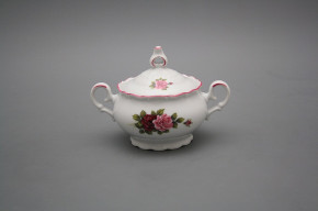 Tea sugar bowl 0,15l Ofelia Elizabeth rose RL