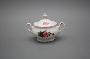 Coffee sugar bowl 0,15l Ofelia Elizabeth rose RL
