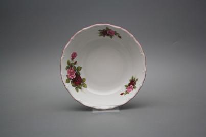 Salad dish 19cm Ofelia Elizabeth rose CRL č.1