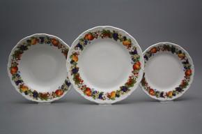 Plate set Ofelia Orchard 12-piece KBB