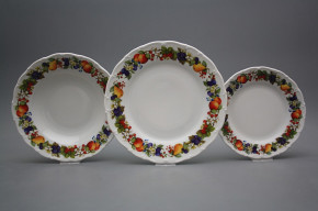 Plate set Ofelia Orchard 36-piece KBB