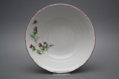 Deep dish 25cm Ofelia Thistle RL č.1