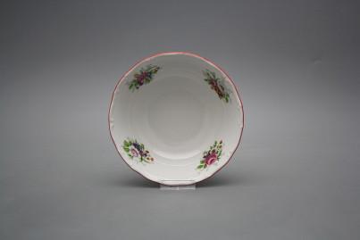 Salad dish 16cm Ofelia Meissen bouquet ECL č.1
