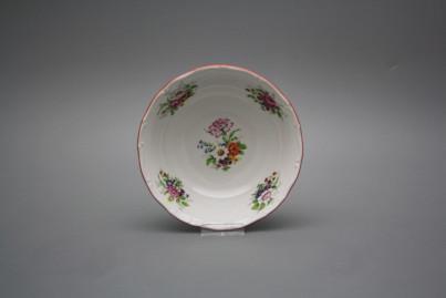 Salad dish 16cm Ofelia Meissen bouquet GCL č.1