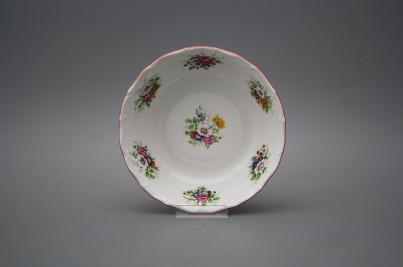 Salad dish 19cm Ofelia Meissen bouquet FCL č.1