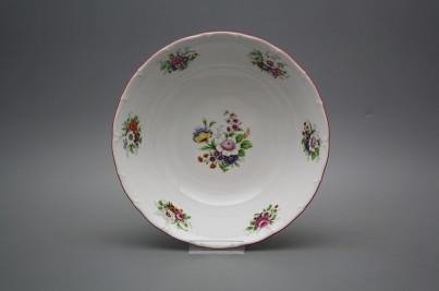 Deep dish 23cm Ofelia Meissen bouquet FCL č.1