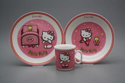 Dinning set Hello Kitty KRL č.1