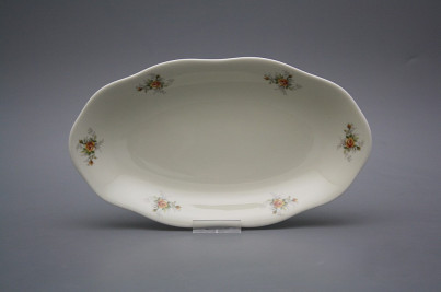 Side bowl 25cm Alaska ECRU Tea roses BB č.1