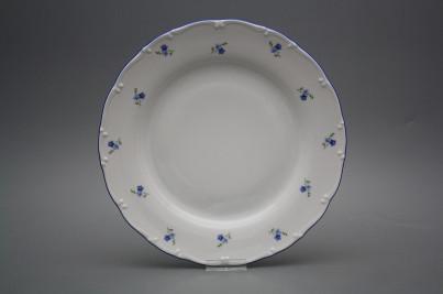 Flat plate 25cm Ofelia Forgel-me-not Sprays AAL č.1