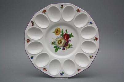 Tray for eggs 24cm Rokoko Bouquet FL č.1