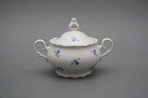 Tea sugar bowl 0,24l Ofelia Forget-me-not Sprays BB
