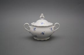 Tea sugar bowl 0,15l Ofelia Forget-me-not Sprays BB