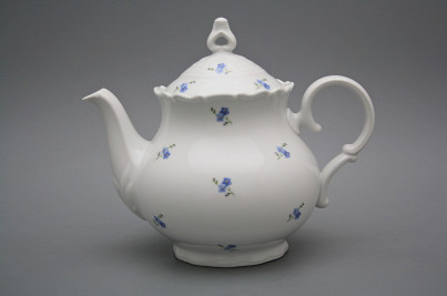 Teapot 1,2l Ofelia Forget-me-not Sprays BB č.1