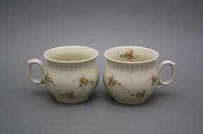 Mug Darume 0,29l ECRU Tea roses BB