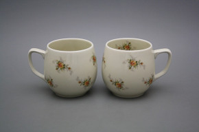Mug Banak 0,3l ECRU Tea roses BB