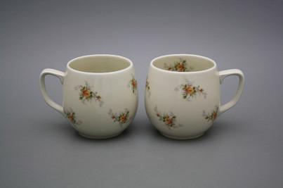 Mug Banak 0,3l ECRU Tea roses BB č.1