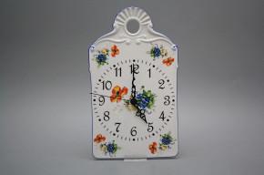 Cutting board clock Field flowers AL