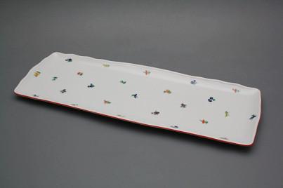 Tray square 45cm Rokoko Sprays BCL č.1