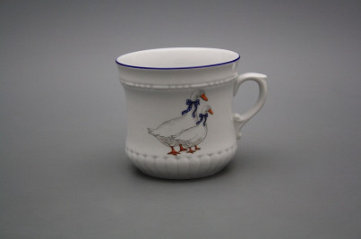Pearl mug small 0,26l Geese ML č.1