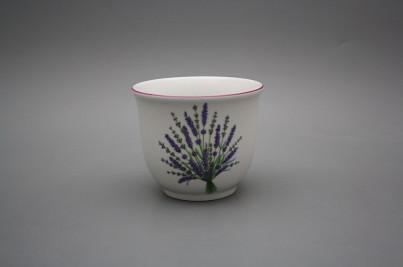 Flower pot small 13cm Lavender FL č.1